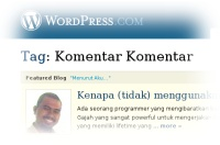 wordpress tag